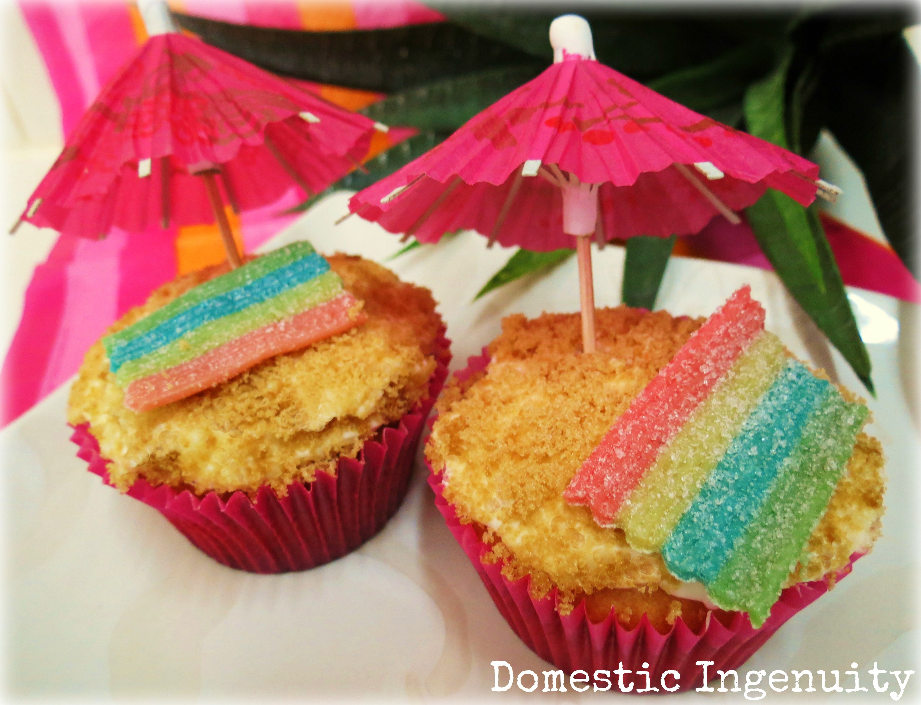 Cute Summer Cupcakes Ideas