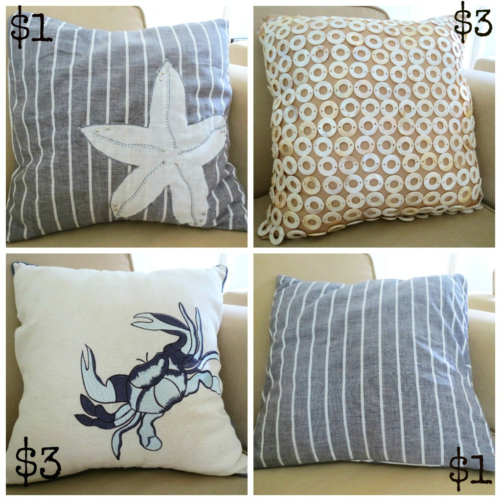 Make Removable Throw Pillow Covers
