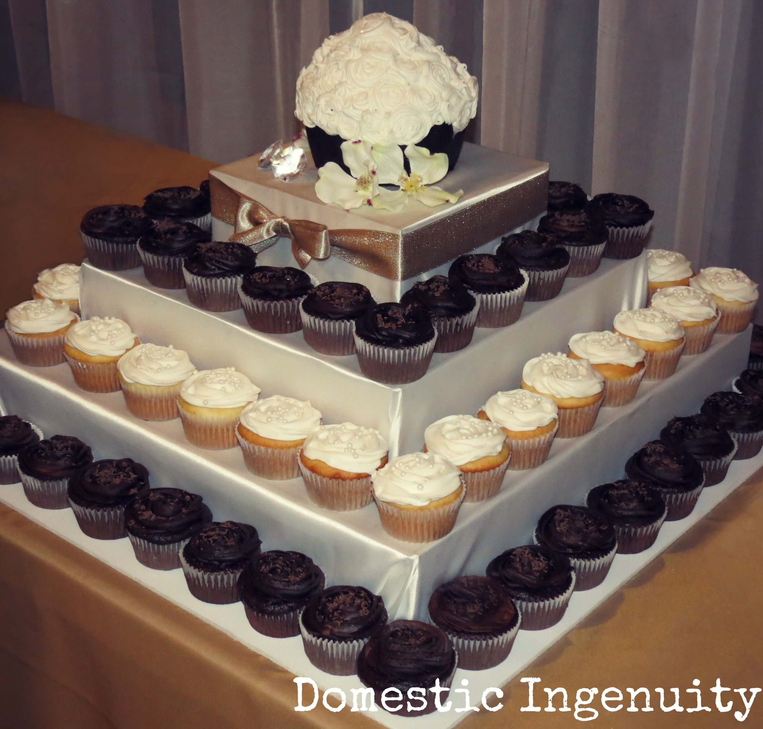 Cupcake Ideas For Wedding: Wedding Cupcakes