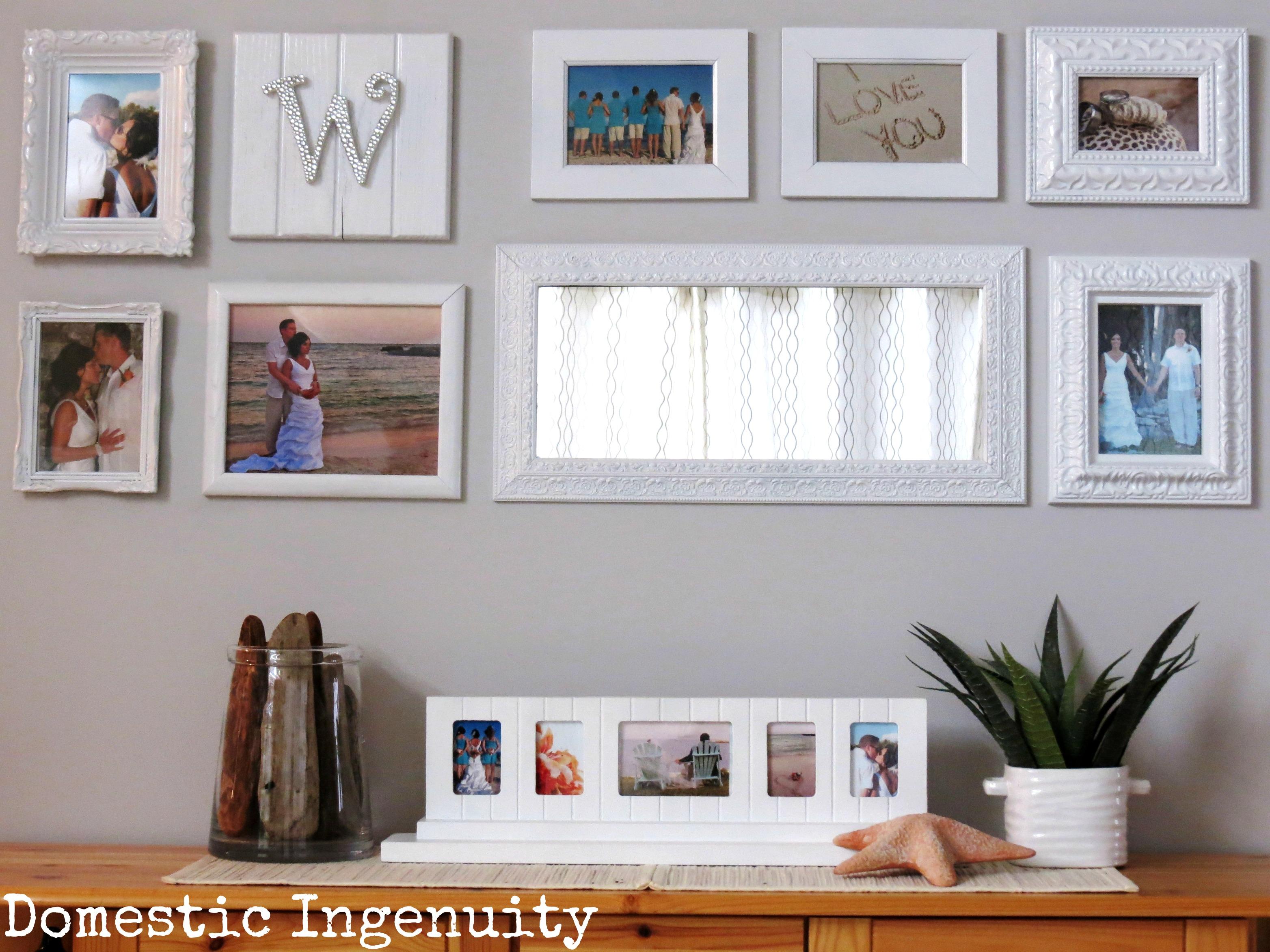 small gallery wall ideas |