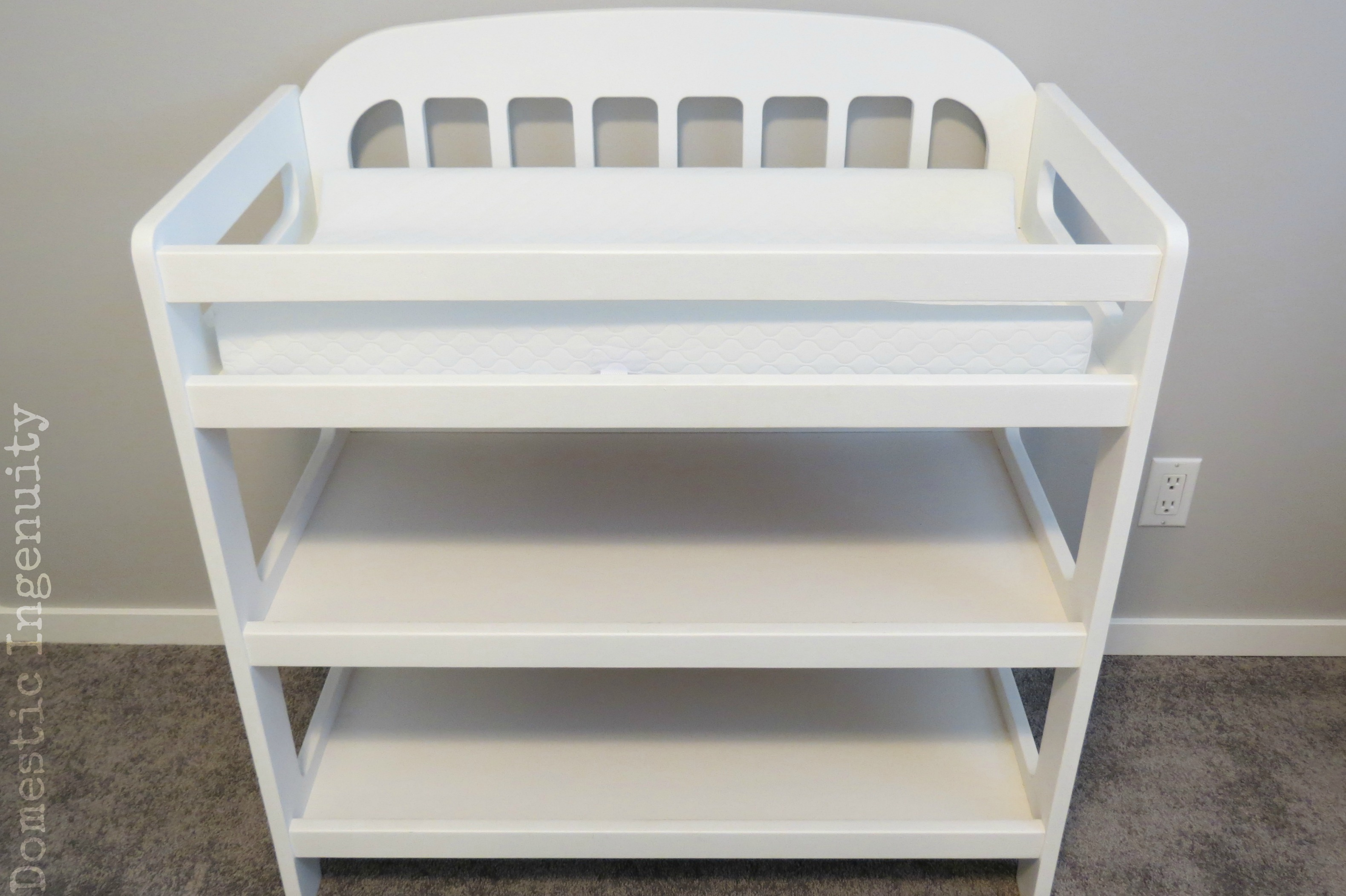 Diy Change Table How To Make Baby Changing Table Dresser