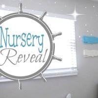 Nursery Reveal!!