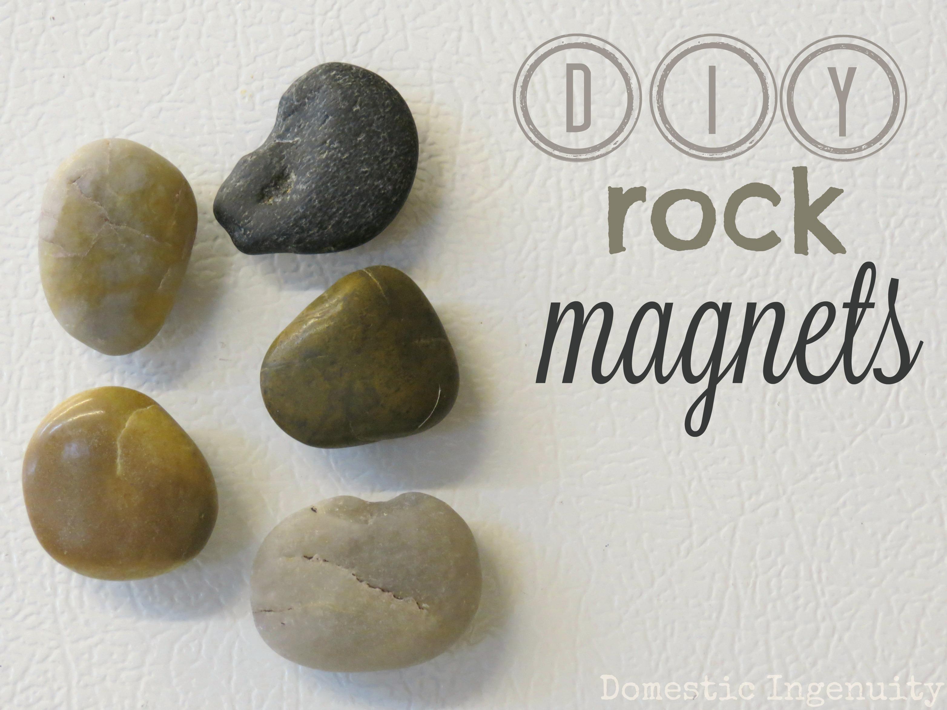 Diy Magnet Crafts